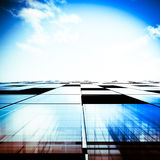 Skyscraper abstract concept Stock Images