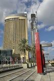 Skyscraper THE ADDRESS in Dubai, UAE Royalty Free Stock Image