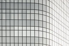 Skyscraper architecture detail Royalty Free Stock Photos