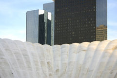 Skyscraper architecture paris. Modern skyscraper architecture at paris Stock Image