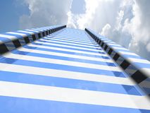 Skyscraper background Royalty Free Stock Images