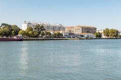 Skyscraper in Biarritz Stock Photography