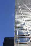 Skyscraper in Buenos Aires Stock Image