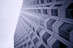 Skyscraper building Royalty Free Stock Images