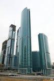 Skyscraper building Royalty Free Stock Photos