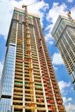 Skyscraper Building under construction Royalty Free Stock Photos