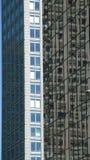 Skyscraper buildings Stock Images