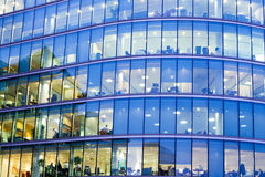 Skyscraper Business Office, Corporate building in London Royalty Free Stock Image