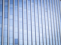 Skyscraper business office tower block windows Royalty Free Stock Photos