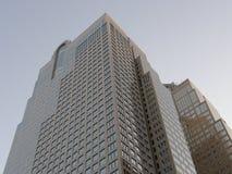 Skyscraper in Calgary. (Alberta) in Canada stock images