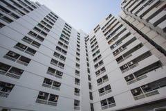 Skyscraper condo. In Bangkok, Thailand Royalty Free Stock Image
