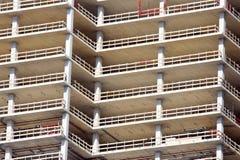 Skyscraper construction Royalty Free Stock Photography