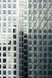 Skyscraper corner stock photography
