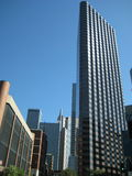 Skyscraper. A Dallas skyscraper Stock Images