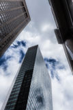 Skyscraper detail Stock Photography