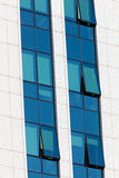 Skyscraper detail Royalty Free Stock Photography