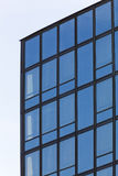 Skyscraper detail Royalty Free Stock Photos