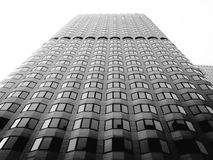 Skyscraper in downtown Boston, Massachusetts Royalty Free Stock Image