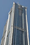 Skyscraper in Dubai, UAE Royalty Free Stock Photography