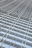 Skyscraper exterior stock photography