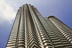 Skyscraper facade Royalty Free Stock Photo