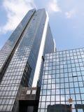 Skyscraper facade Royalty Free Stock Photos