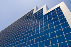 Skyscraper futuristic stock photos