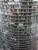 Skyscraper, Glass Facade, Offices Royalty Free Stock Photos