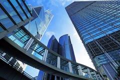 Skyscraper in Hong Kong Stock Photos