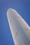 Skyscraper in Hong Kong. Stock Photos
