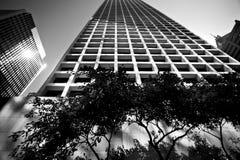 Skyscraper in Hong Kong Royalty Free Stock Images