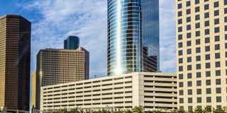 Skyscraper in Houston, Texas Stock Photos