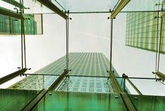 Skyscraper In A London. Stock Photo