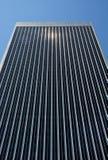 Skyscraper of LA city Royalty Free Stock Image