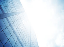 Skyscraper and light Royalty Free Stock Photography