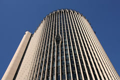 Skyscraper in Madrid Stock Photos