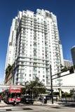 Skyscraper in Miami Stock Photography