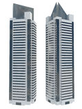 Skyscraper model Stock Photos