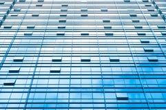 Skyscraper modern building Royalty Free Stock Image