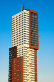 Skyscraper Montevideo in Rotterdam, Netherlands Stock Images