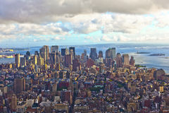 Skyscraper in New York Stock Photos