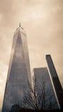 Skyscraper new York city Royalty Free Stock Images