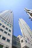 Skyscraper office Royalty Free Stock Photo