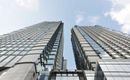 Skyscraper office Stock Photography