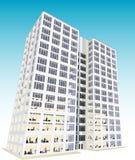Skyscraper / Office Block / Campus Stock Images