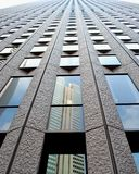 Skyscraper reflection Royalty Free Stock Photo