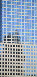 Skyscraper 's windows Royalty Free Stock Photography