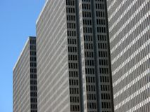Skyscraper in san francisco Stock Photography