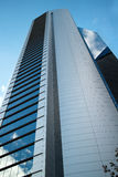 Skyscraper in Santa Fe Stock Images