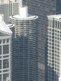 Skyscraper scenery Stock Photos
